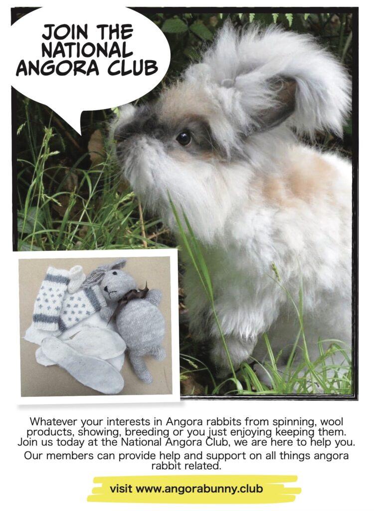 Join the National Angora Club